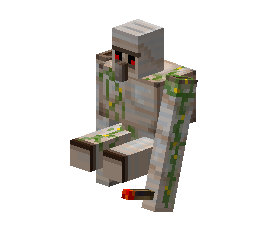 Iron Golem Hat