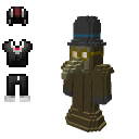 Plague Doctor Skin Set